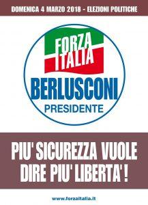 Pasquale Calzetta Elezioni 2018 Volantino Sicurezza 1